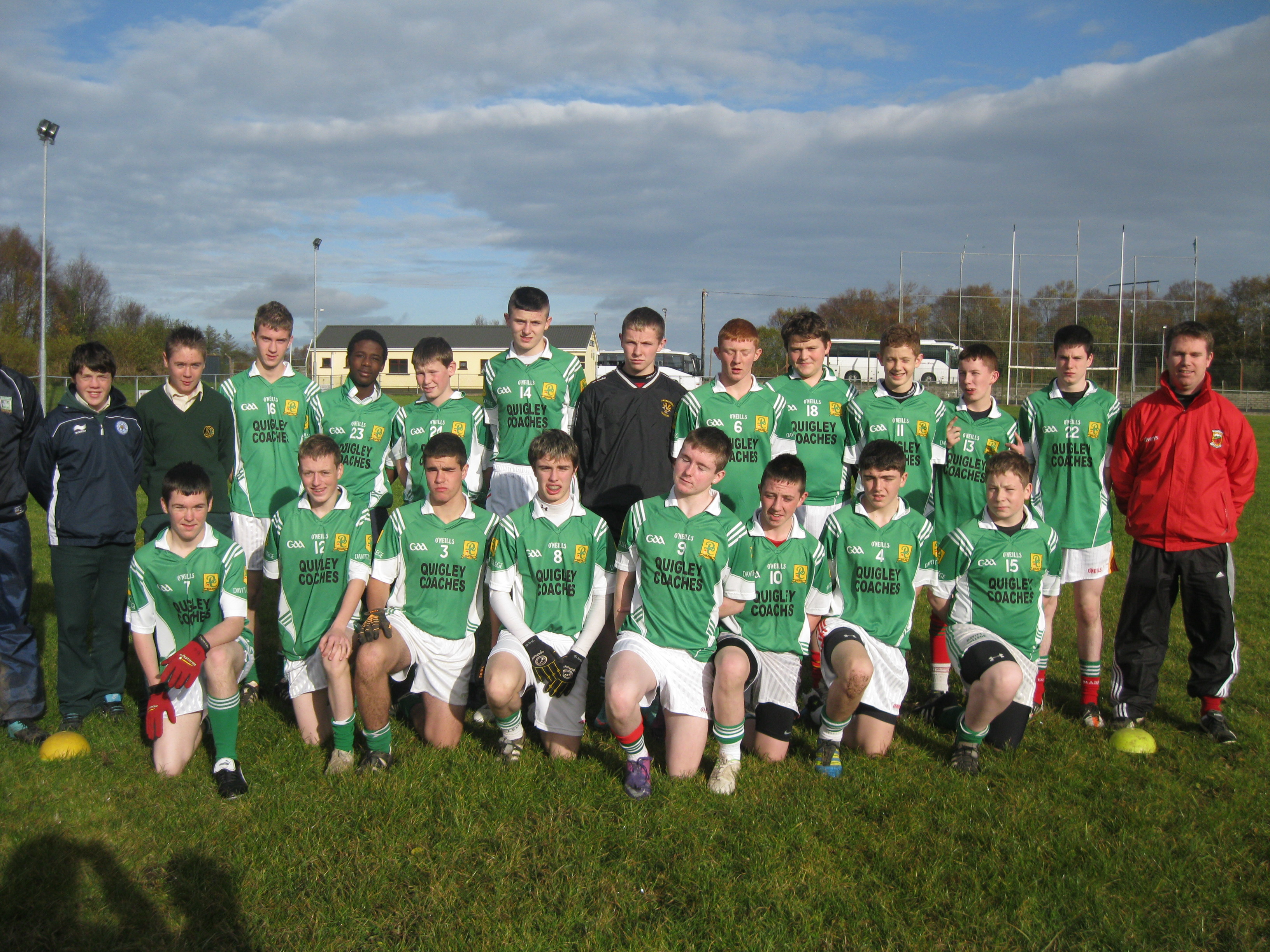 Gaelic football team