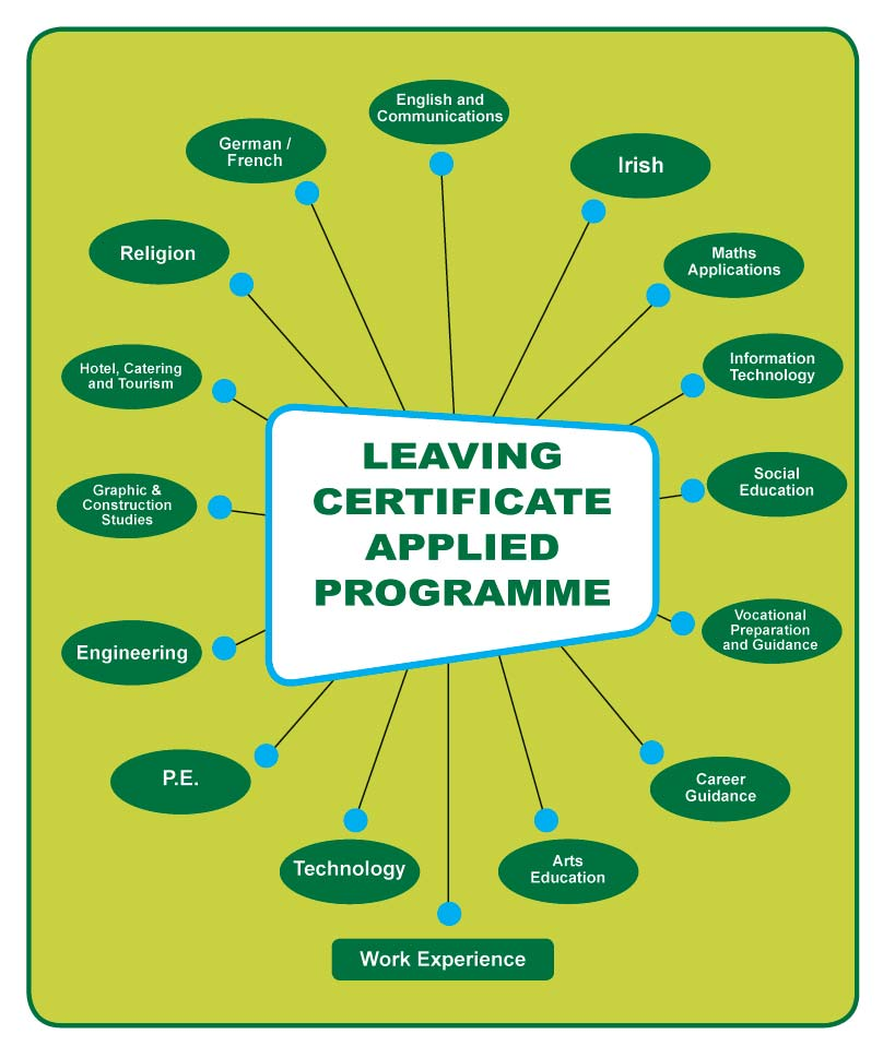 Davitt College Leaving Certificate Applied Programme