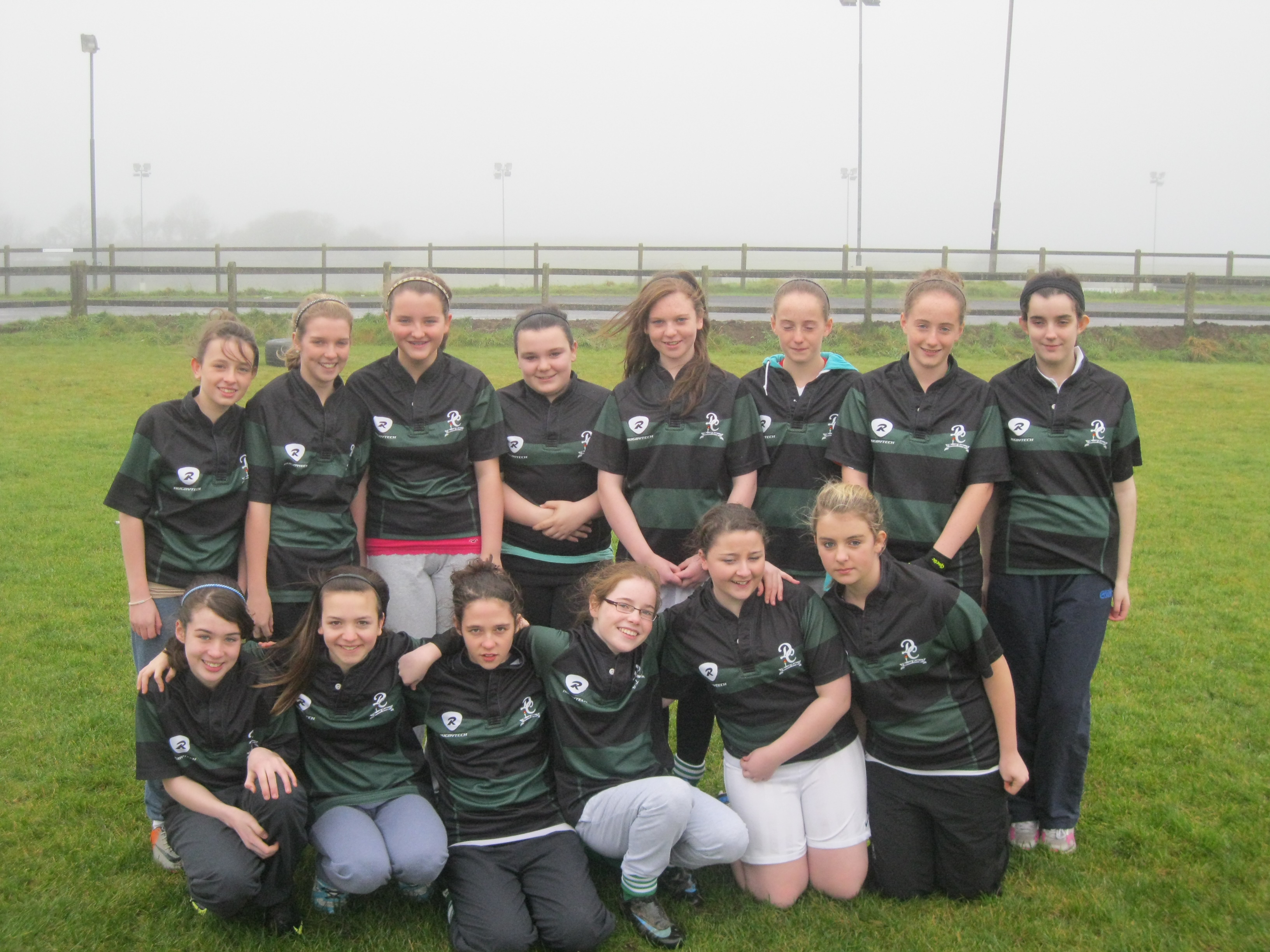 Girls Rugby Team