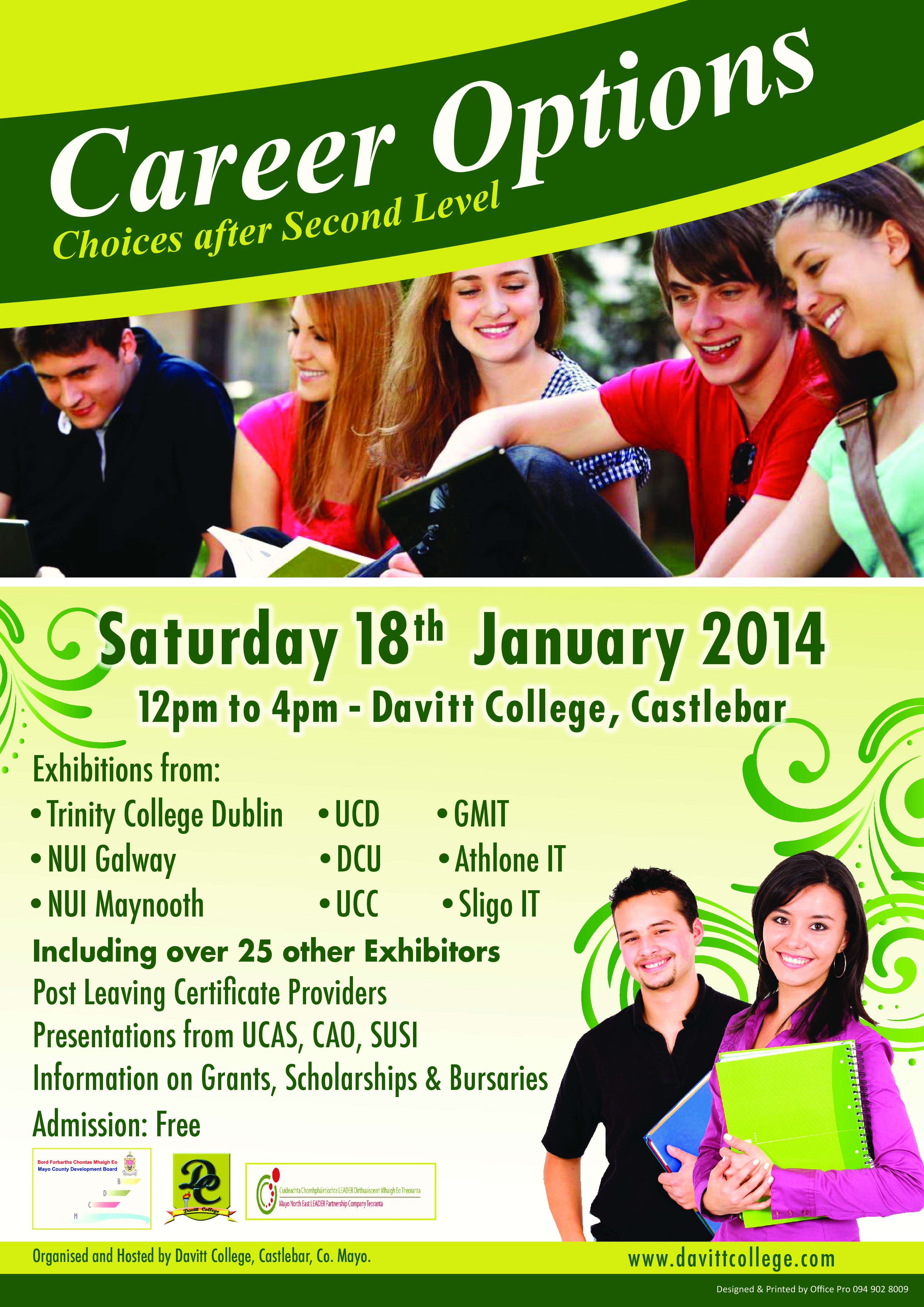 Davitt College Careers Fair A3 Poster V3-page-0